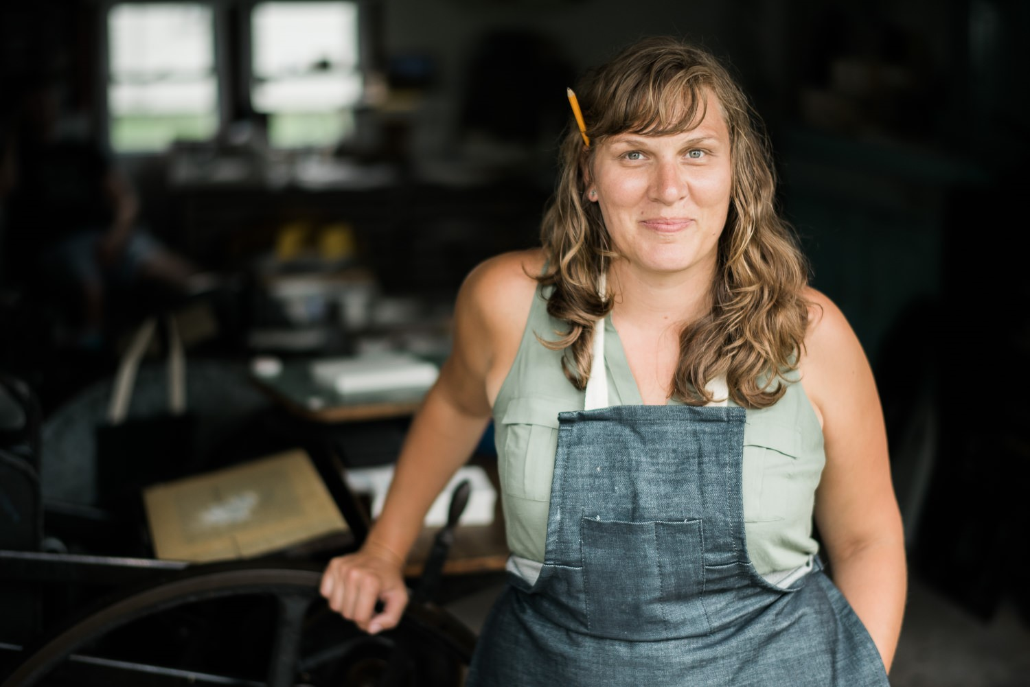 Goshen's first arts coordinator brings wealth of experience in design, building business