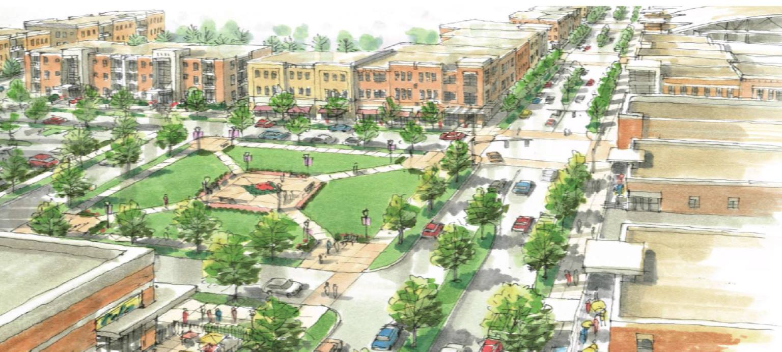 Elkhart's River District gets national award for appealing design, walkability