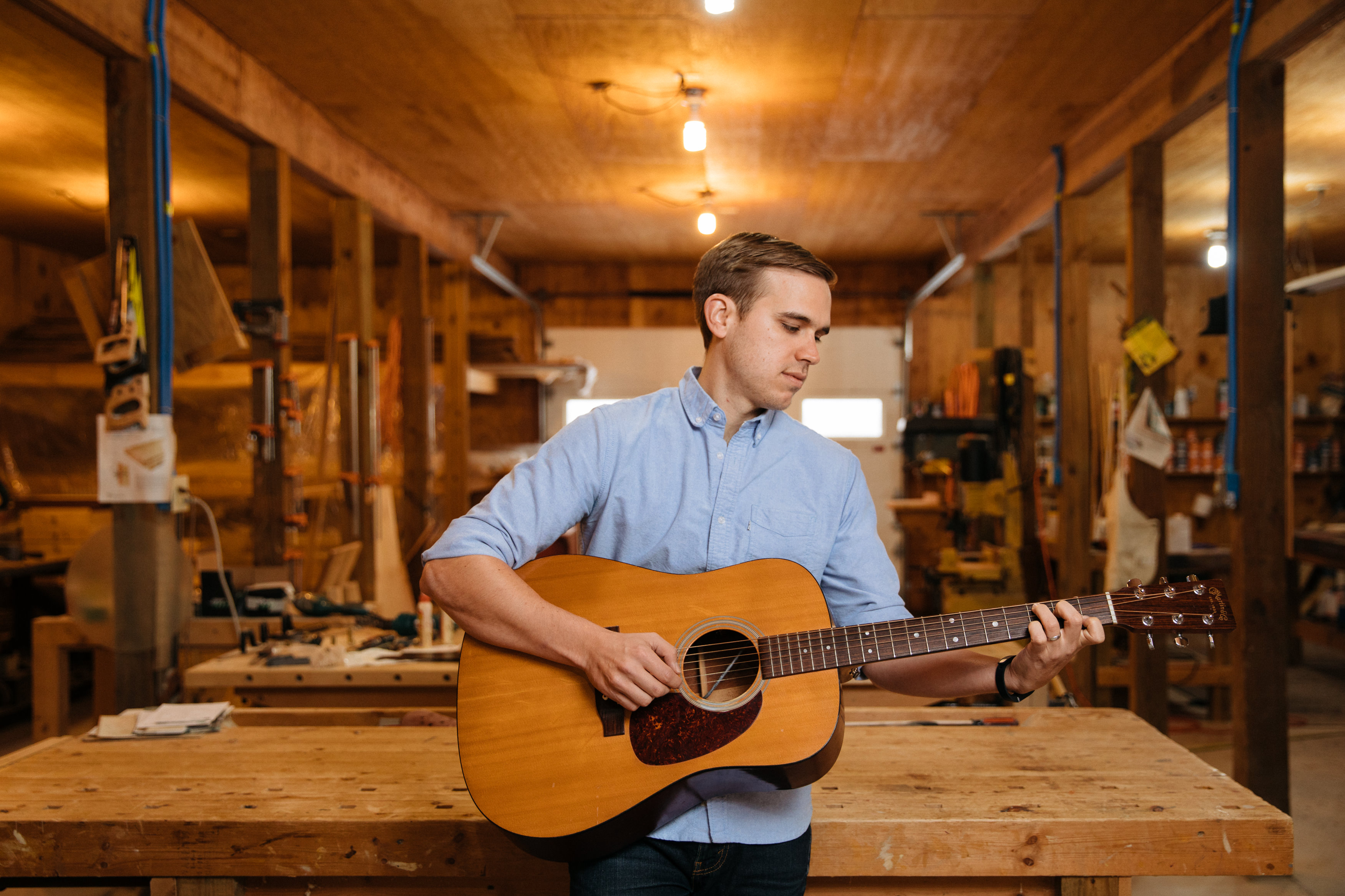 Love Where You Live: Zach Dubois rooted in Elkhart County even as music carries his career