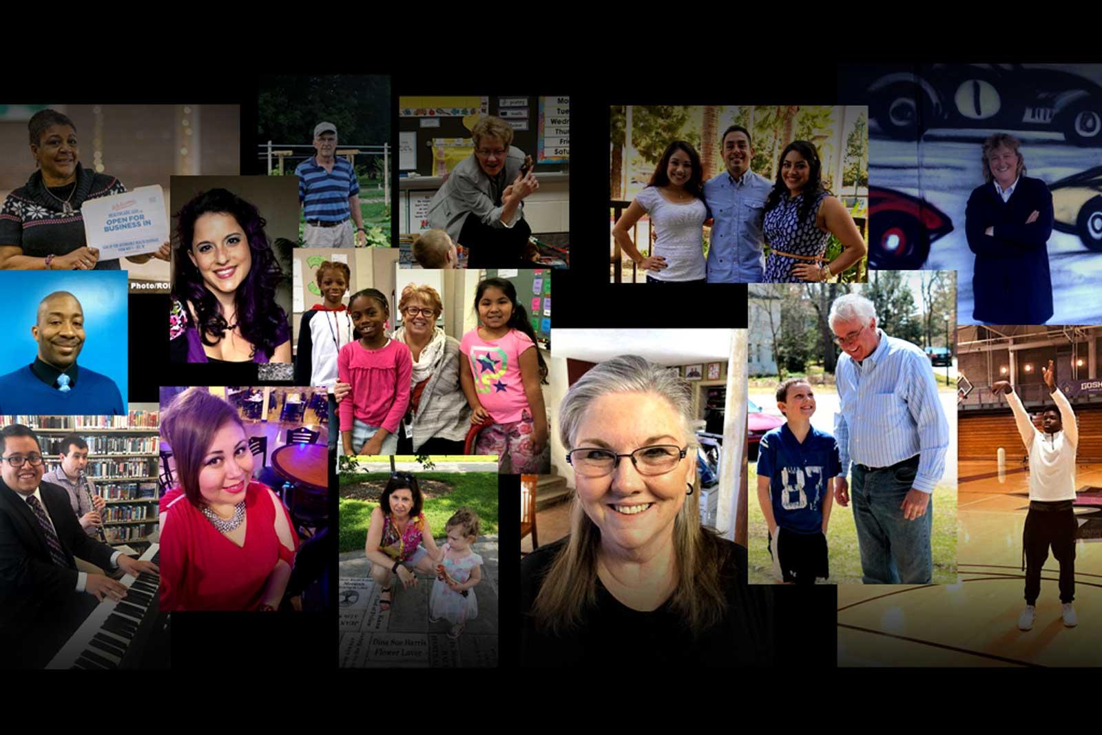 We're celebrating those who make Elkhart County a Vibrant Community!
