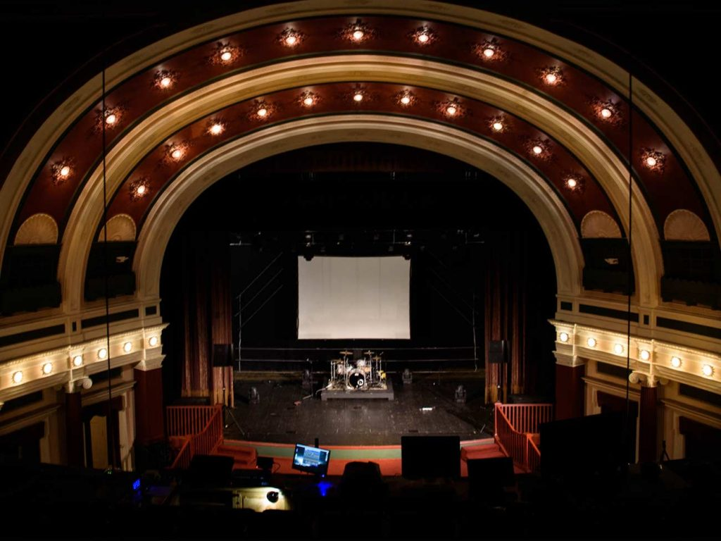 Goshen Theater, Goshen, Indiana