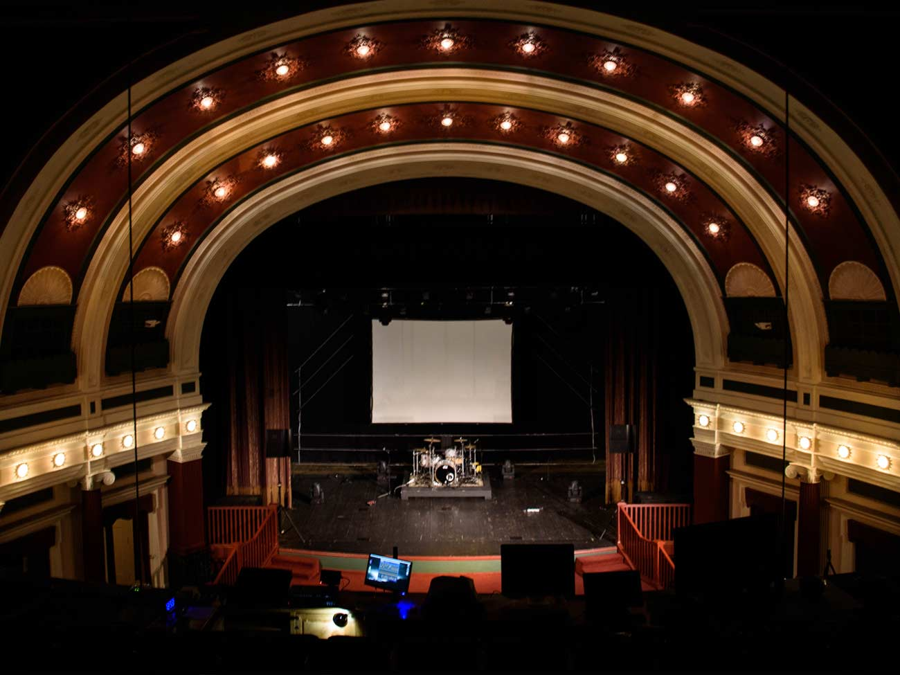 Goshen Theater getting ready to raise the curtain on its comeback