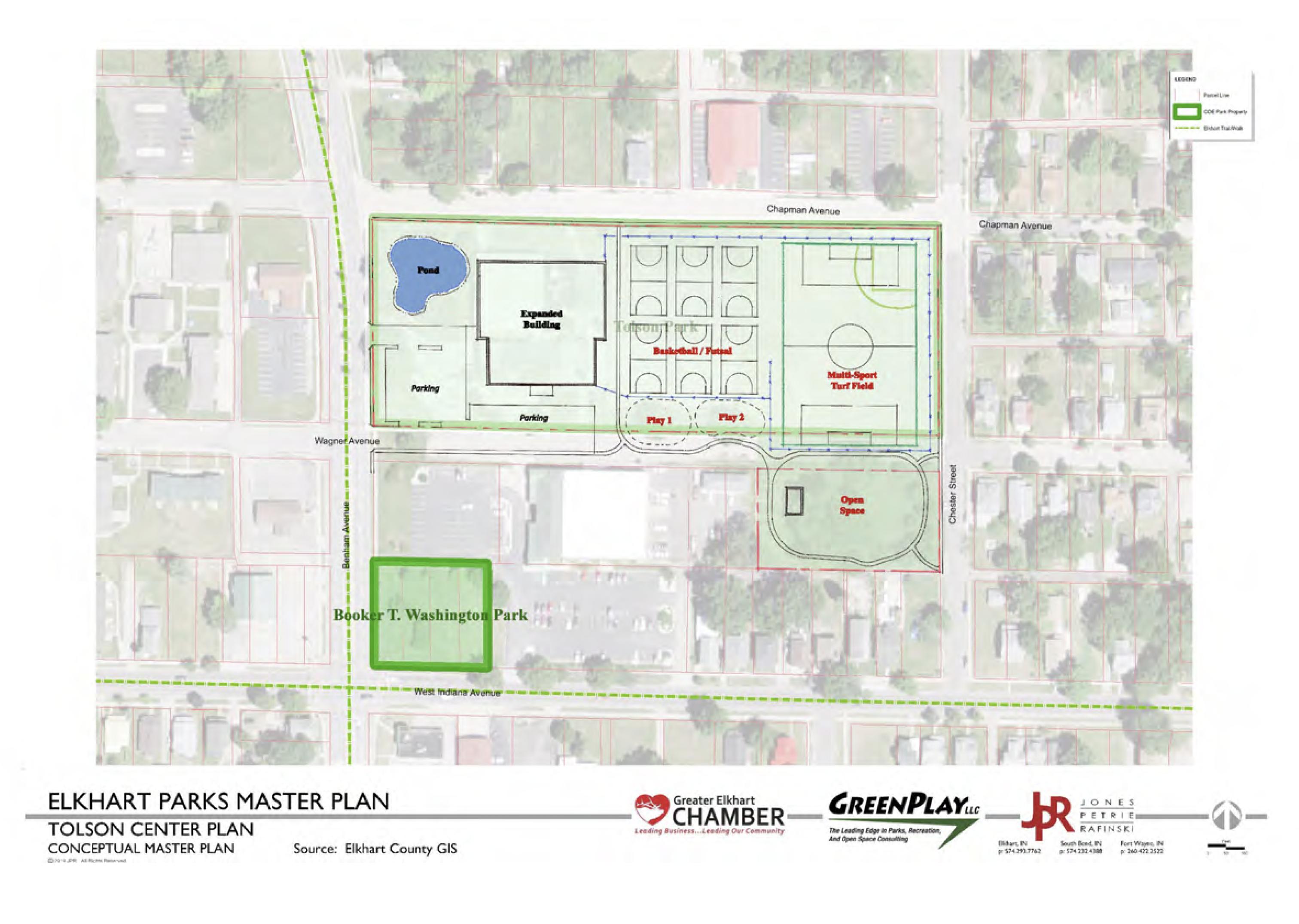 Elkhart's Tolson Center plan embraces the entire community